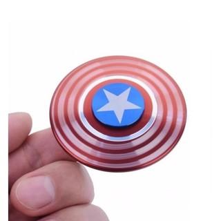 Con quay Spinner Đội trưởng Mỹ ( Captain America ) bằng sắt (ngẫu nhiên)