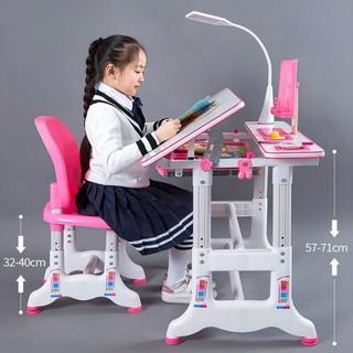 Bộ bàn ghế học sinh thông minh nhập khẩu