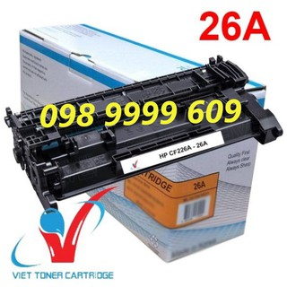 Hộp Mực 26A/052 – CNON LBP 214DW – HP Pro M402DN, M426FDW, M426FDN – – Cartridge CF226A – Cartridge 052 [Full Box]