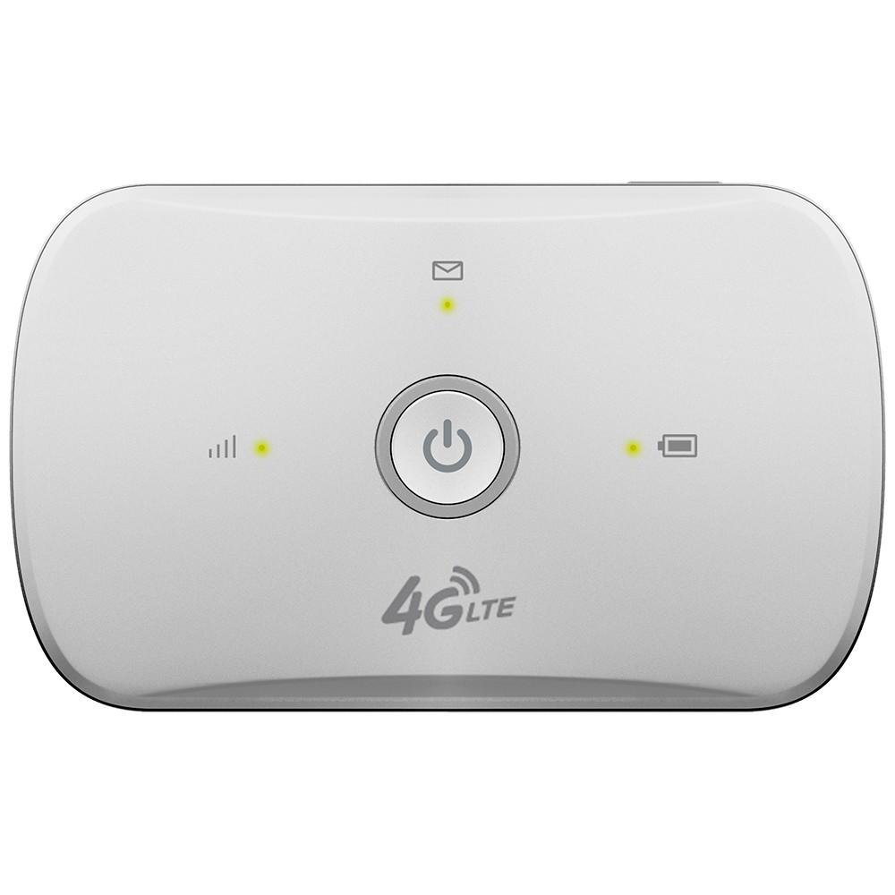 Bộ phát Wi-Fi di động 4G LTE 150Mbps TOTOLINK MF180-V2 Cục phát wifi du lịch dùng Sim nhỏ gọn dễ cài đặt Hàng chính hãng