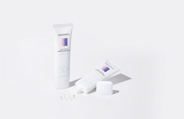 KEM CHỐNG NẮNG BANOBAGI Milk Thistle Repair Sunscreen giảm chỉ còn 280,000 đ