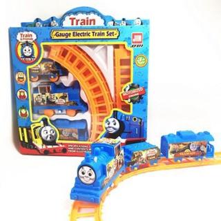Bộ đồ chơi lắp ráp đoàn tàu