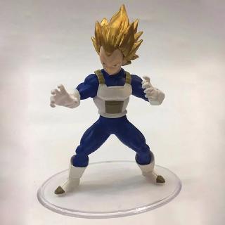 Dragon Ball Dragon Ball Super Saiyan Vegeta Vegeta Food Play Box Egg Hand Model 12CM