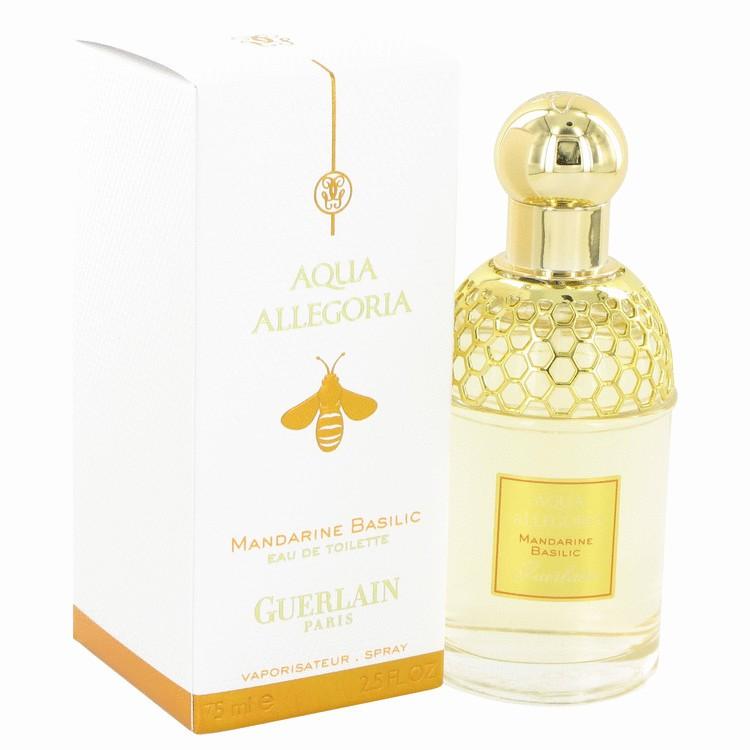 Nước hoa nữ 75 ml Guerlain Aqua Allegoria Mandarine Basilic 100% authentic từ Mỹ