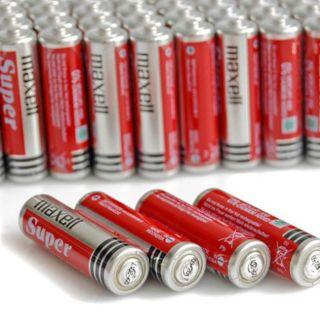 HỘP 40 VIÊN PIN TIỂU AA/AAA MAXELL SUPER POWER ACE