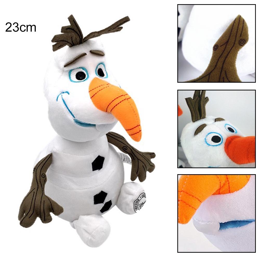 Frozen Olaf Plush Người tuyết hoạt hình Dễ thương Động vật Búp bê sang  trọng Baby Stuff Đồ chơi Sinh nhật