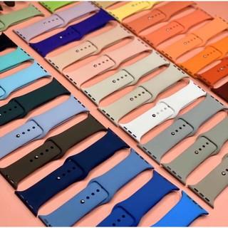 Dây đeo cao su non apple watch đủ size 38-40-42-44