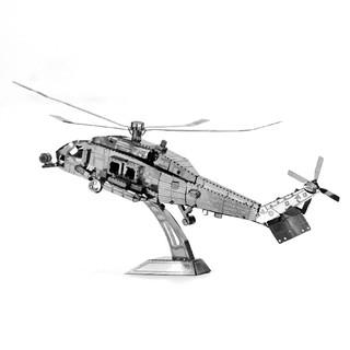 Mô Hình Lắp Ráp 3d Trực Thăng Tuần Duyên UH-60 – Black Hawk