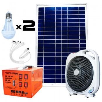 [ELHABK150 giảm tối đa 150K] Máy phát điện năng lượng mặt trời 22s