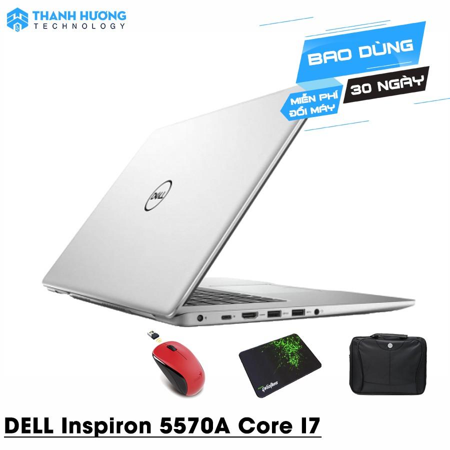 Laptop DELL Inspiron 5570A Core I7-8550U|8GB|SSD 128|HDD 1TB|VGA AMD Redeon 530
