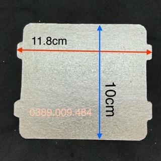 Tấm chắn sóng lò vi sóng 11.8cm X 9.9cm thumbnail