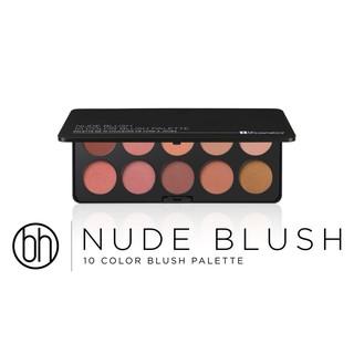 Bảng má hồng Nude blush/Glamorous/Professional BHCosmetic