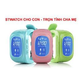 Đồng hồ điện thoại định vị trẻ em Q50