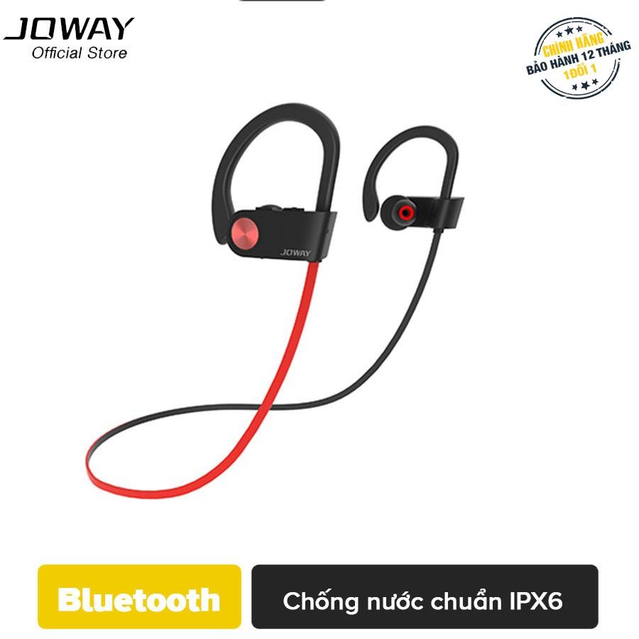 [ELPS06 hoàn 40k xu] Tai nghe Bluetooth thể thao Joway H50 chống mồ hôi, thấm nước, đàm thoại - Hàng chính hãng