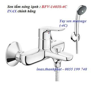 Sen tắm nóng lạnh INAX BFV-1403S-4C/7C/8C, chính hãng