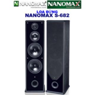 LOA ĐỨNG NANOMAX S-682 thumbnail
