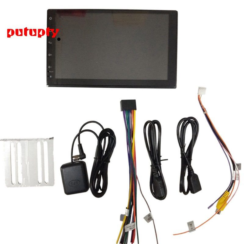 10.1Inch 2Din for Android 8.1 Quad Core Car Stereo Radio Gps Wifi