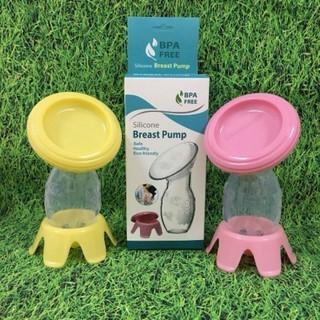✨ Phễu/ Cốc hứng sữa silicon rảnh tay cho mẹ – Mã sp: SP039430
