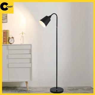 Đèn Cây Đứng Dáng Cao Trang Trí Phòng Khách Phòng Ngủ Phong Cách Bắc Âu – Tặng Kèm Đèn LED [CMART GIA DỤNG TIỆN ÍCH]