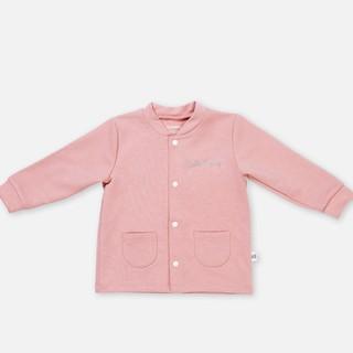 Áo khoác không mũ Chaang hồng