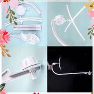 [Cực_Sốc] Khung treo đồ chơi trên nôi cũi dành riêng cho em bé sơ sinh( không kèm thú treo )