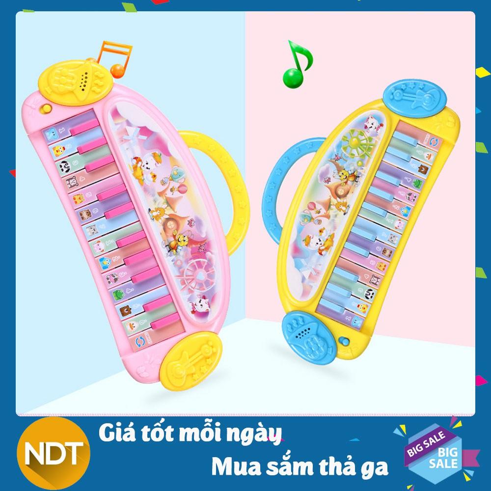 [Chọn màu] Đàn piano cho bé đồ chơi nhạc cụ âm nhạc mini – H620