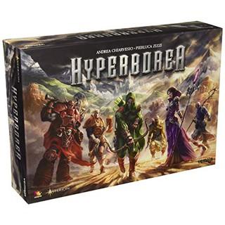 Hyperborea – Board Game – Trò chơi dùng bàn
