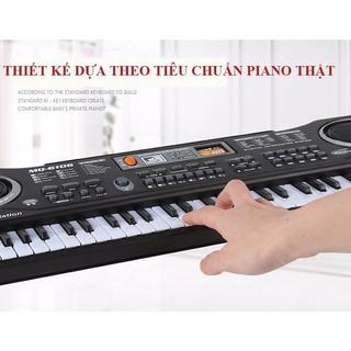 Đồ chơi Piano 61 phím có kèm theo Micro