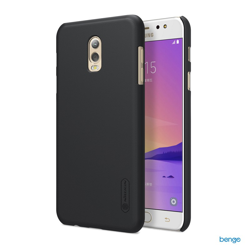 Ốp lưng Samsung Galaxy J7+ NILLKIN Frosted Shield