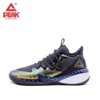Giày bóng rổ PEAK Basketball DA920231 Đen Gold thumbnail