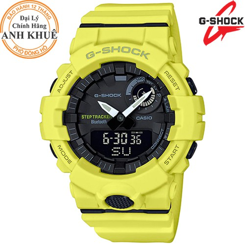 Đồng hồ nam G-SHOCK Casio Anh Khuê GBA-800-9ADR