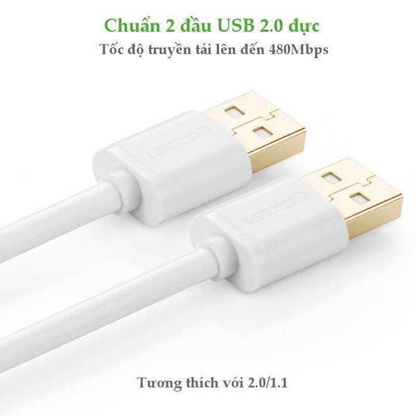Cáp USB 2.0 Ugreen 10309 (1m)