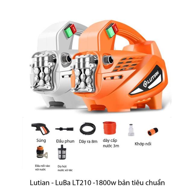 Máy rửa xe LUTIAN LT210G-1600