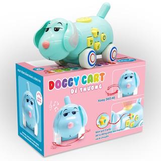 Doggy Cart dễ thương DUKA DK580016 – 22.5x12x15cm (Dành cho bé 19m+)