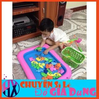 [RẺ VÔ ĐỊCH] Bộ bể câu cá nam châm cho bé – SIÊU BỀN
