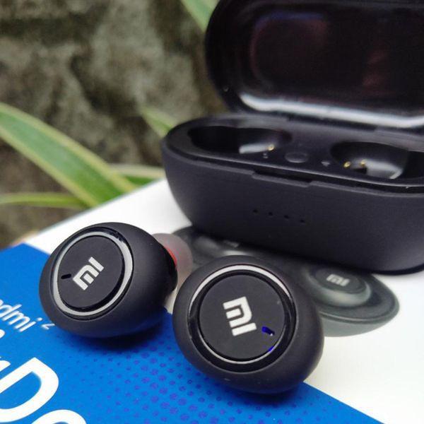 Bảo Hành 6 tháng Tai Nghe Bluetooth Redmi 2 TWS - Âm Thanh Cực Hay Bass Căng Treble ấm
