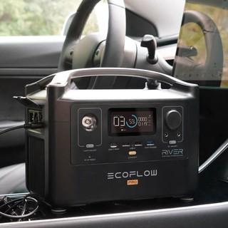 trạm năng lượng di động ECOFLOW PRO thumbnail