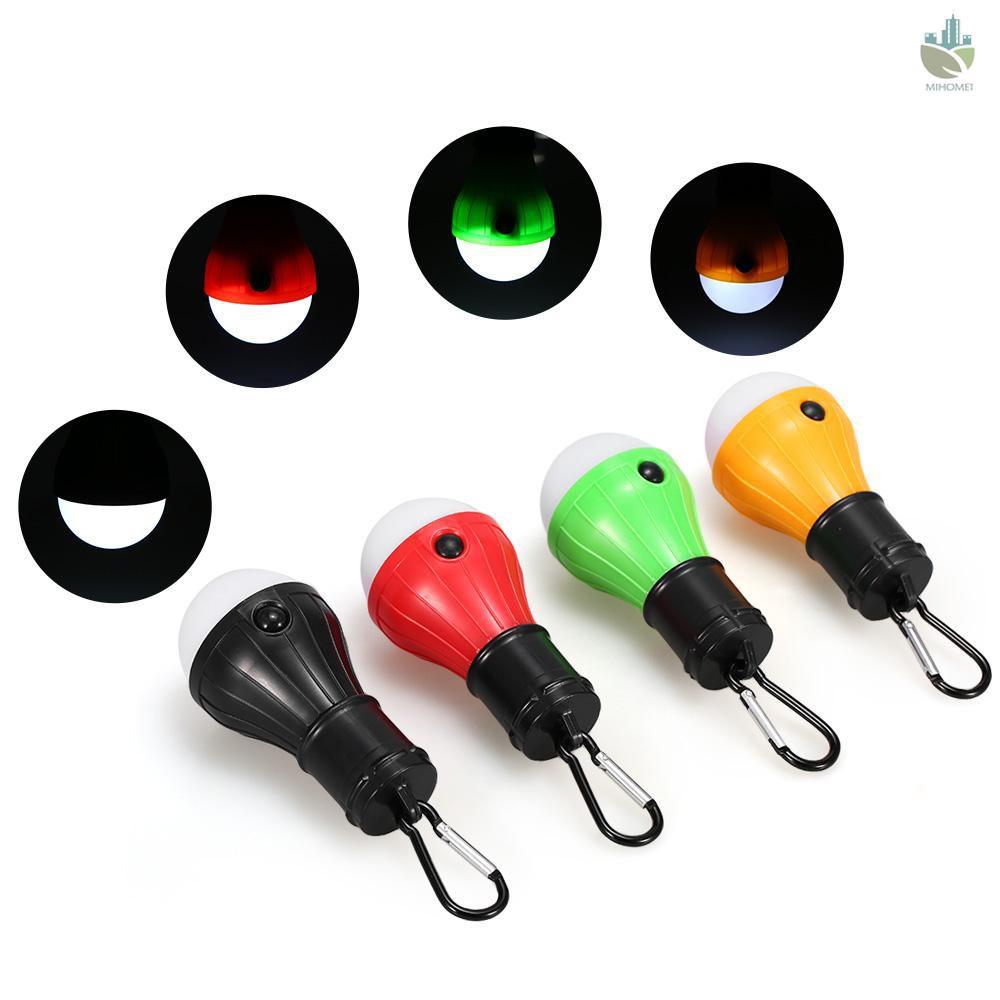 Đèn LED khẩn cấp sử dụng pin chống thấm nước tiện lợi trong nhà/ngoài trời