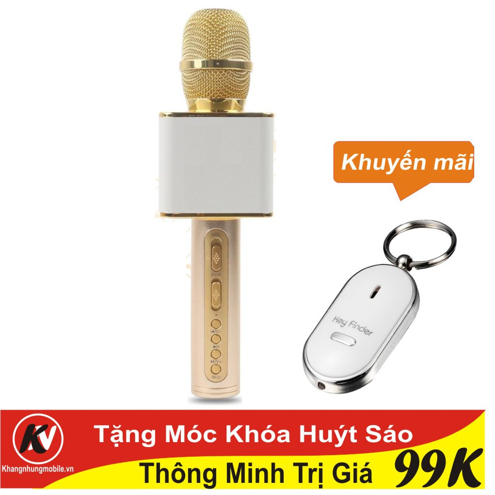 Combo Mic hát karaoke Bluetooth SD-08 loại 1 bản 2018 (vàng) Kim Nhung + Móc khóa huýt sáo - 3441586 , 1080457868 , 322_1080457868 , 290000 , Combo-Mic-hat-karaoke-Bluetooth-SD-08-loai-1-ban-2018-vang-Kim-Nhung-Moc-khoa-huyt-sao-322_1080457868 , shopee.vn , Combo Mic hát karaoke Bluetooth SD-08 loại 1 bản 2018 (vàng) Kim Nhung + Móc khóa huý