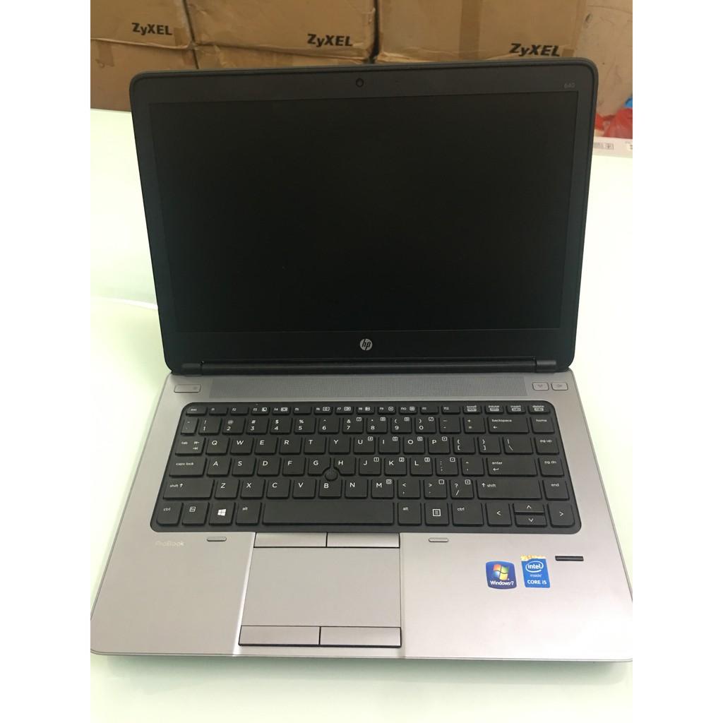 Laptop HP Probook 640 G1 máy cũ mà đẹp gần như mới Giá chỉ 4.950.000₫