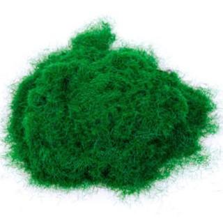 Sợi cỏ mô hình màu xanh nhỏ