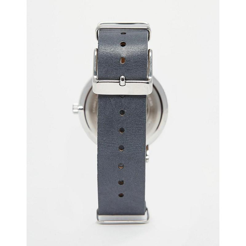 Đồng hồ Unisex Timex TW2P91300 dây da bò