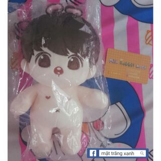 Only Doll Milk Rabbit Kook BTS Jungkook