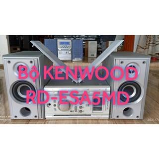 Dàn máy nghe nhạc Kenwood RD-ES3MD-ESA5MD( kèm remote) thumbnail