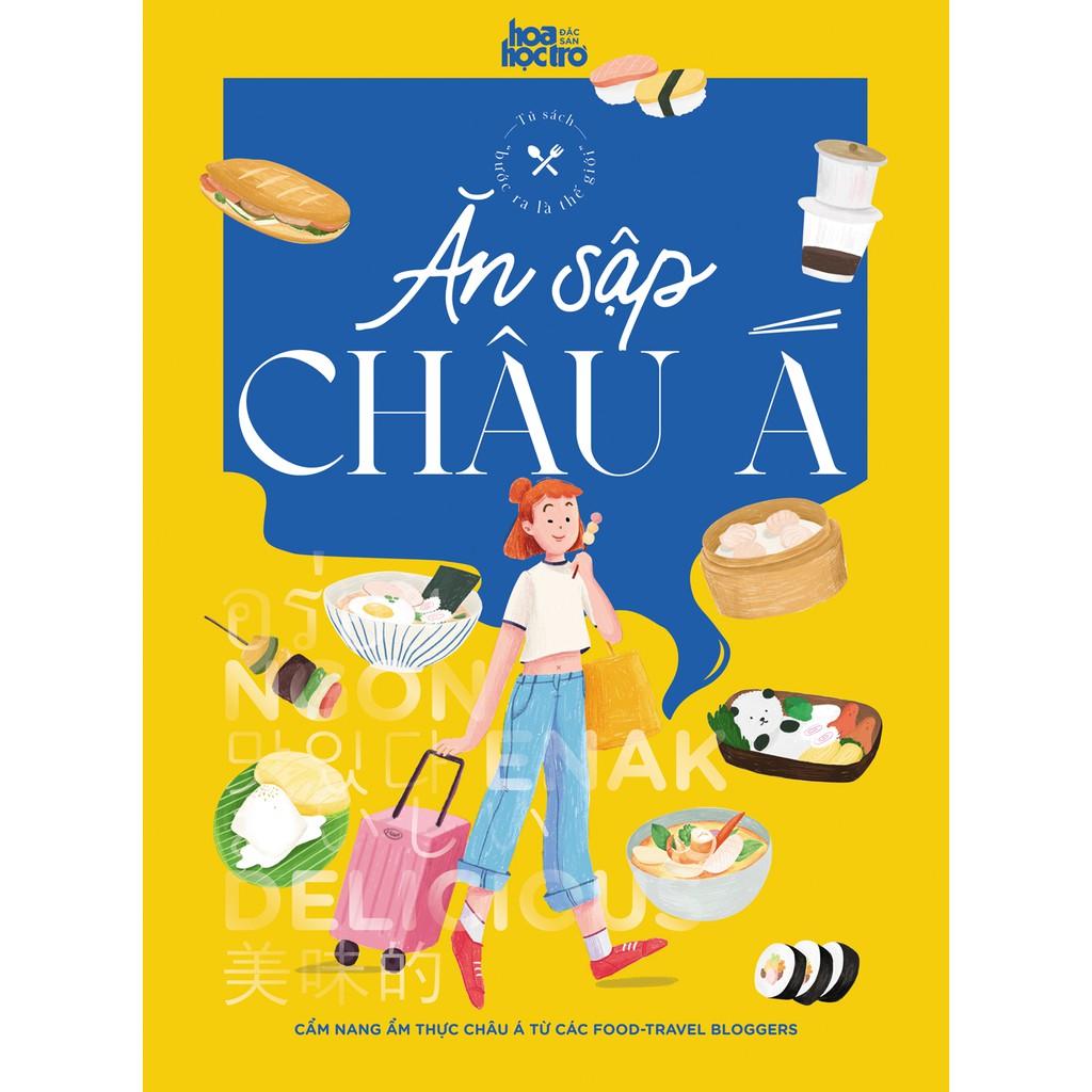 Sách - Ăn sập châu Á
