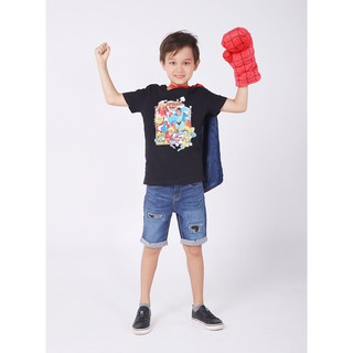 Áo thun Tee Tự hào Việt Nam Super Family (Trẻ em) M.D.K