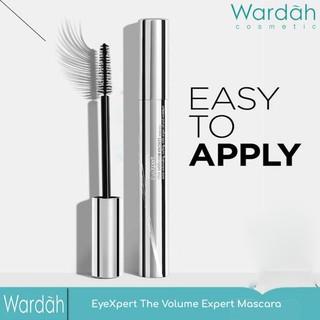 (hàng Mới Về) Mascara Làm Dày Mi Wardah