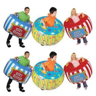Inflatable Outdoor Bumping Ball Children's Bumper Ball Collision Bar Children Sensory Training Toys
