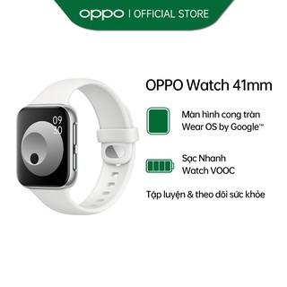[Tặng Loa Bluetooth OPPO - Số Lượng Có Hạn] Đồng hồ OPPO Watch 41mm- Hàng Chính Hãng thumbnail