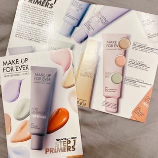 Vỉ Kem Lót Make Up For Ever Step 1 Primer 3 ô thumbnail